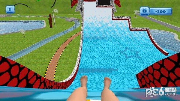 水上乐园过山车软件截图2