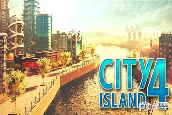 岛屿城市4模拟人生大亨官方下载
