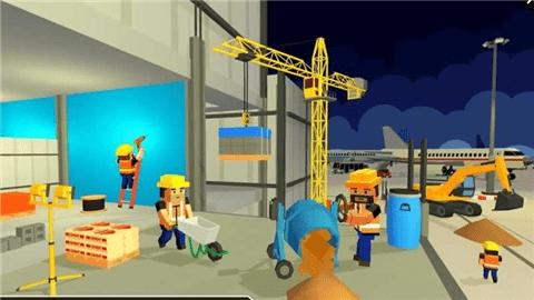 城市机场建设