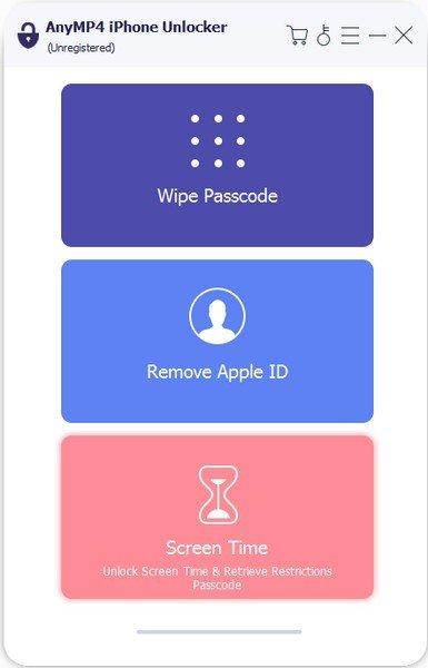 AnyMP4 iPhone Unlocker(iPhone手机解锁工具)