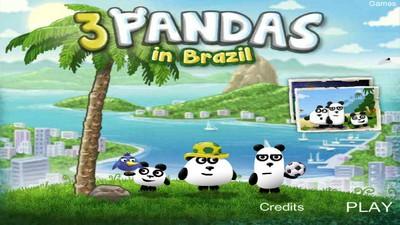 熊猫逃生记之巴西软件截图0