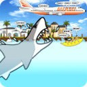 模拟鲨鱼的游戏