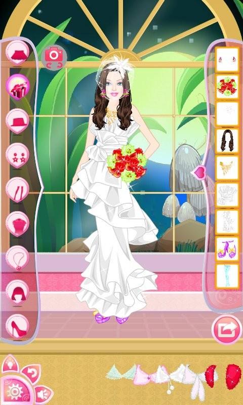 小公主童话新娘换装软件截图1