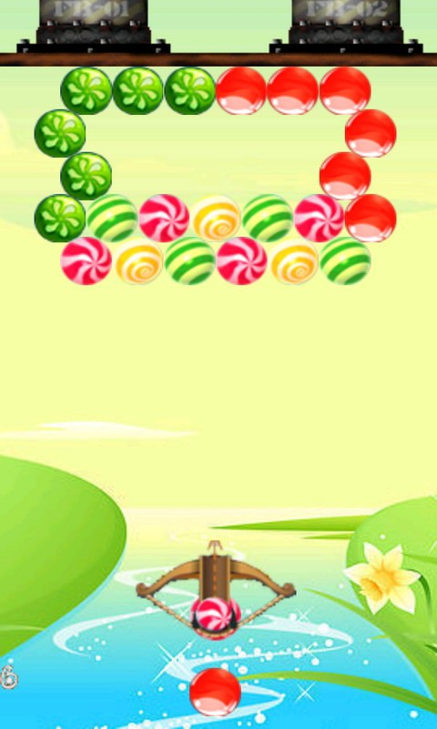 糖果泡泡龙消消乐软件截图3
