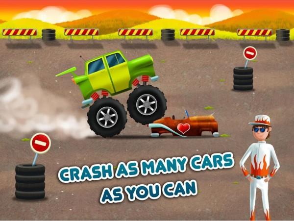 汽车制造商3疯狂的比赛软件截图3