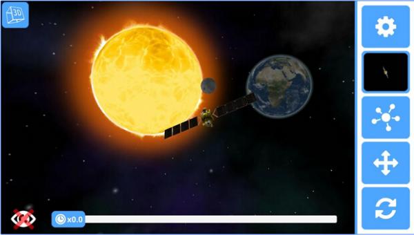 重力模拟3D软件截图1