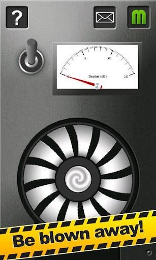 话筒吹风机软件截图0