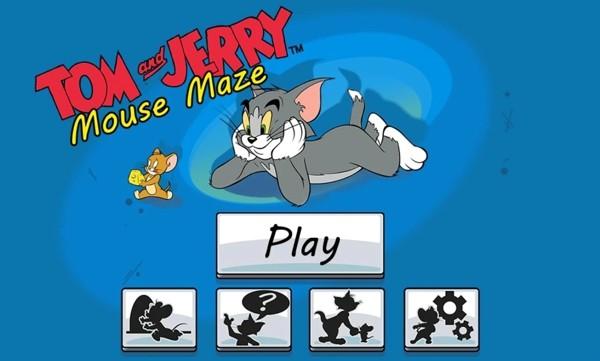 汤姆和杰瑞老鼠走迷宫的自由软件截图0