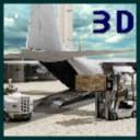 货物运输飞机3D