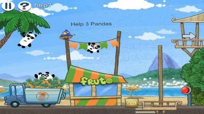 熊猫逃生记之巴西软件截图2