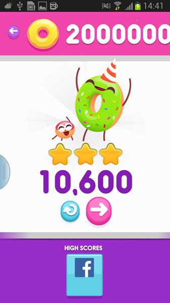 疯狂甜甜圈软件截图1