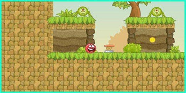 红色跳球5软件截图1