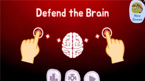 大脑射击保卫战软件截图0