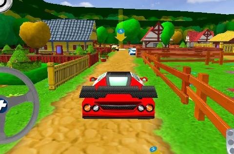 镇的种族停车软件截图0