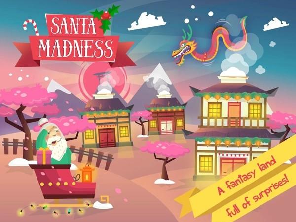 疯狂圣诞老人软件截图2