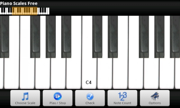 手指钢琴软件截图2