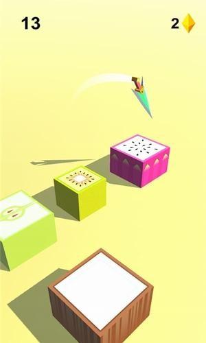 跳跳跳方块红包版软件截图3