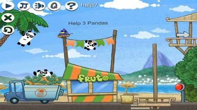 熊猫逃生记之巴西软件截图3