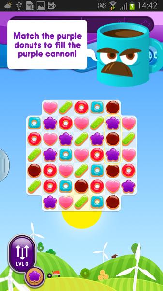 疯狂甜甜圈软件截图3