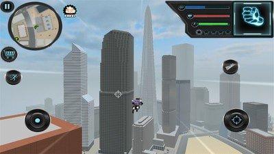 飞行的城市英雄软件截图0