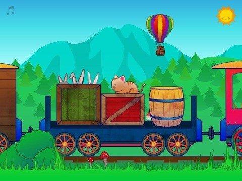 动物火车软件截图1