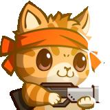 淘气猫咪战斗团