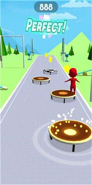 欢乐蹦床3D软件截图3