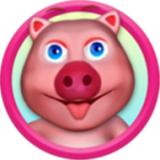 我的会说话的小猪猪