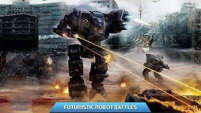 变形金刚战争机器人软件截图0