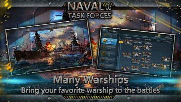 海军特遣队