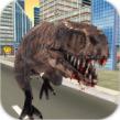 野生恐龙攻击城市模拟器