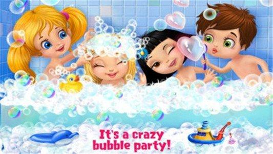 儿童泡泡派对软件截图1