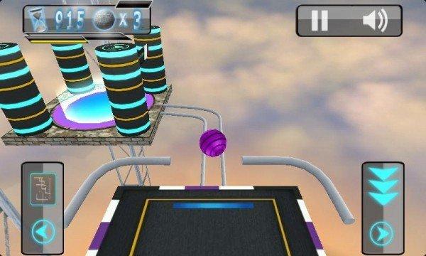 3d重力平衡球