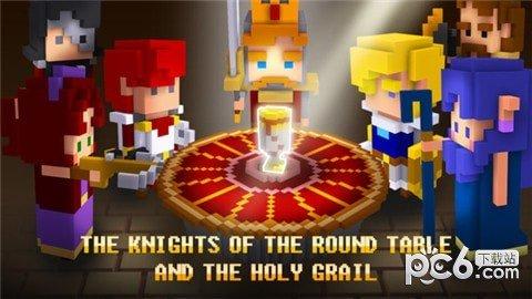像素圆桌骑士