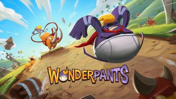 奇妙的裤子