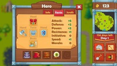 英雄2不死之王软件截图2