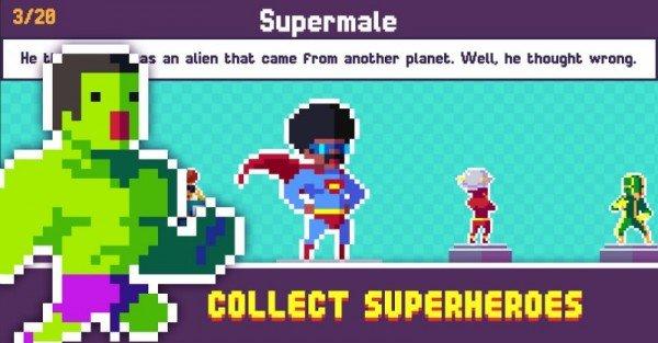 像素超级英雄中文版