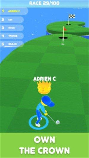 高尔夫竞赛