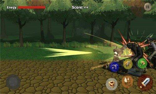 猎人X起源软件截图0