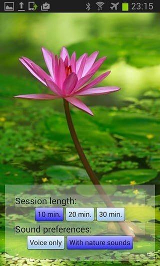Yoga Nidra瑜伽休息术软件截图0