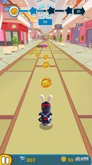 阿尔比兔子冲刺软件截图0