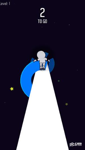 太空奔跑螺旋英雄软件截图0
