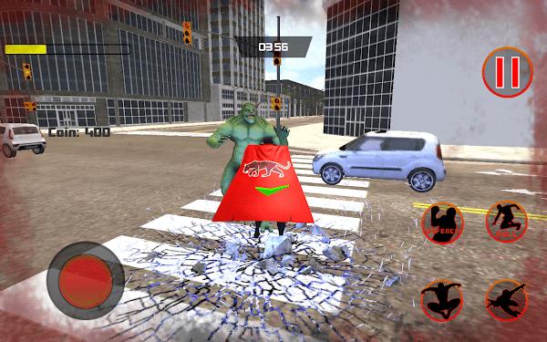 飞豹犯罪之城蜘蛛侠软件截图2