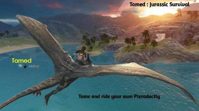 侏罗纪生存驯服软件截图2