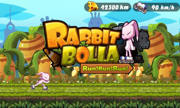 柏拉兔跑跑跑