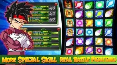 龙珠Z超级赛亚人软件截图2