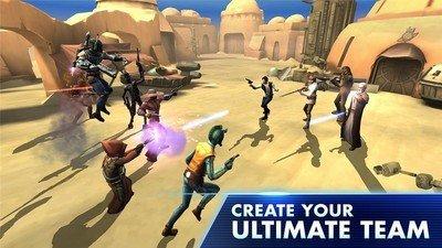 星球大战银河英雄传软件截图2