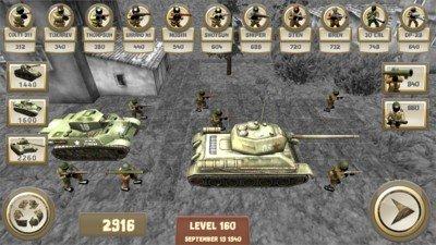 火柴人战斗模拟器二战软件截图1