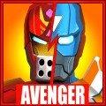 钢铁机器复仇超级英雄