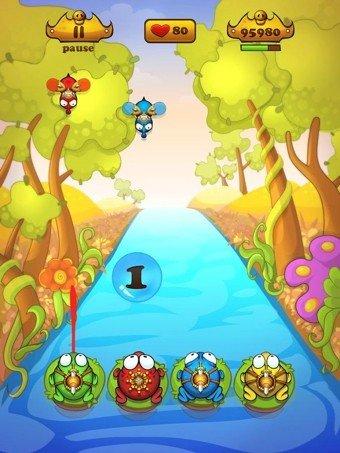 青蛙大战苍蝇软件截图3